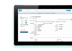Partners. Complementary Solutions for Salesforce newvoicemedia