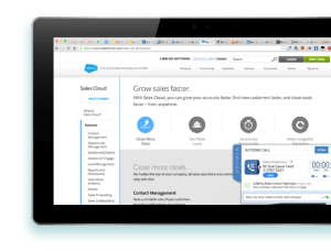 Partners. Complementary Solutions for Salesforce tenfold