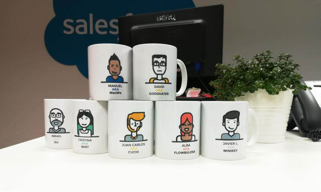 formación en salesforce