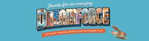 Salesforce Dreamforce 2018