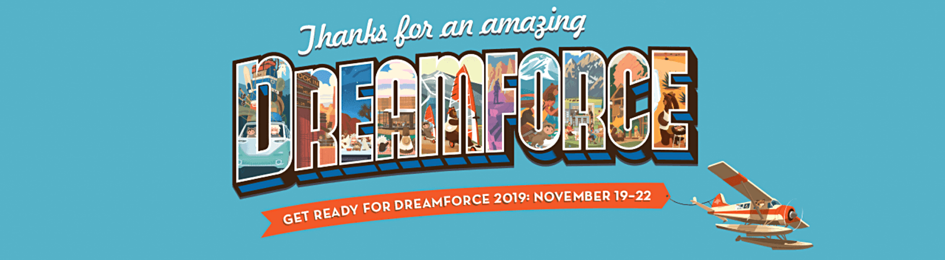 Salesforce Dreamforce 2018