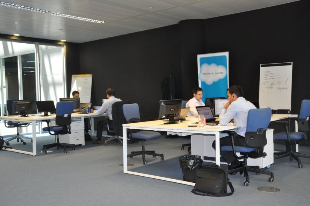 Cloud computing Madrid