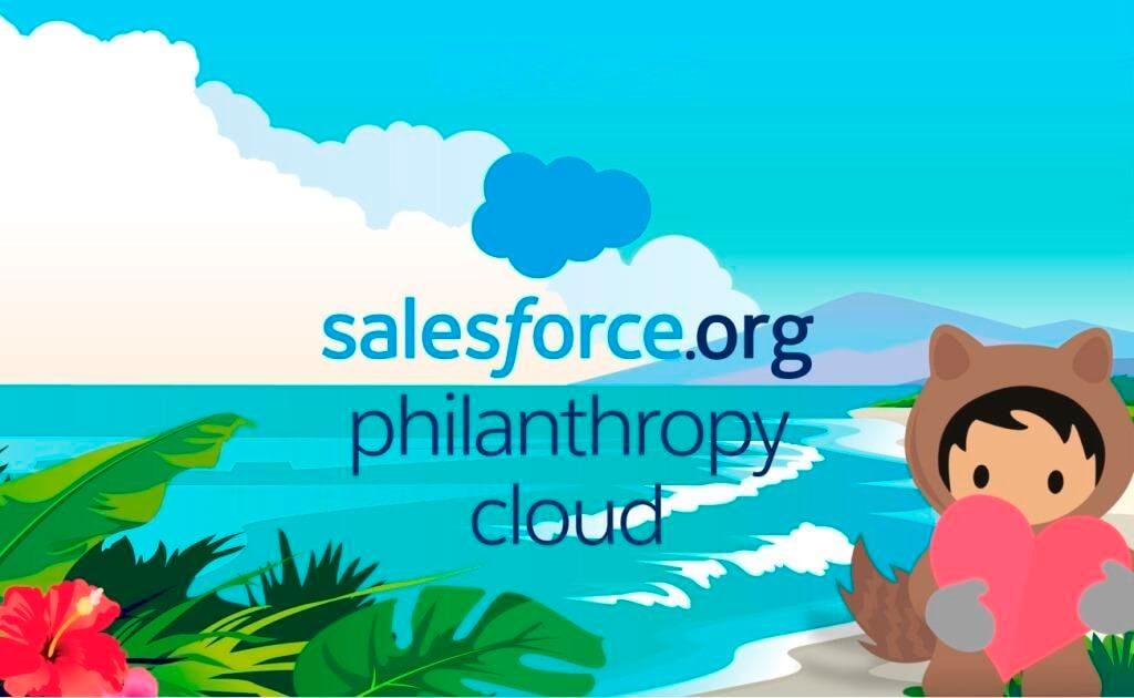 philanthropy cloud novedades salesforce.org