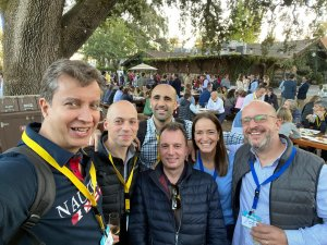 Dreamforce 2019 con amigos