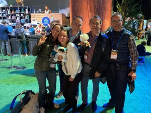 Dreamforce 2019 con amigos y en familia