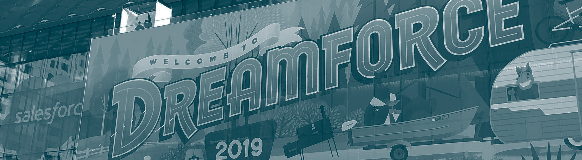 San Francisco, Dreamforce 2019