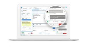 salesforce pantalla ejemplo