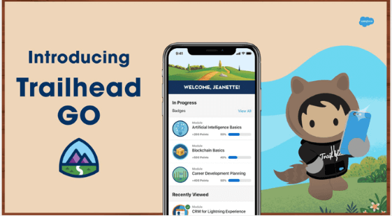 Novedades Dreamforce 2019: Trailhead