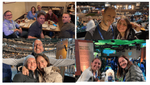 dreamforce 2019 S4G disfrutando
