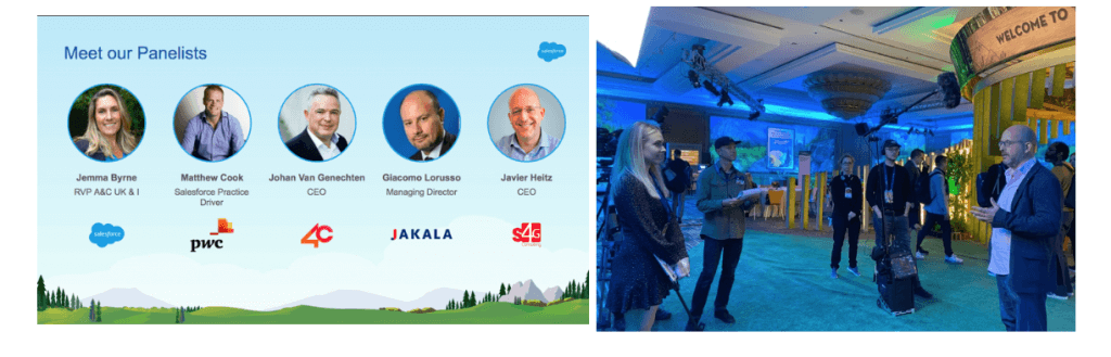 Panelists Dreamforce 2019