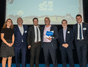 S4G partner award 2018
