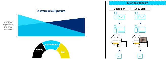 Docusign advanced electronic signature