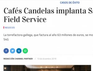 Cafes Candelas noticias