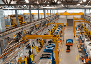 caso de éxito Salesforce manufacturing