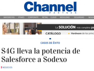 S4G salesforce sodexo