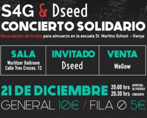 concierto solidario 2019 st martins School