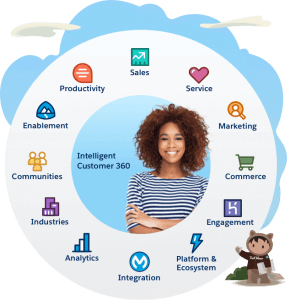 salesforce customer platform