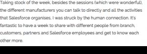 Salesforce text 30