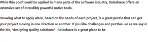 Salesforce text 23