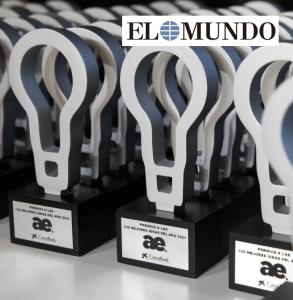 Premio de la revista Actualidad económica a las 100 mejores ideas del año