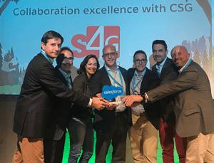 S4G premio partner award