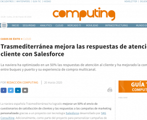 Revista Computing S4G