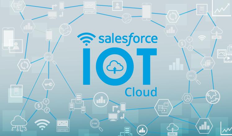 IOT cloud con salesforce
