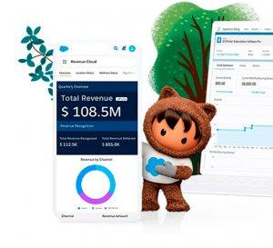 Vídeo webinar salesforce revenue cloud